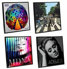 Record Album Frames Vinyl Records Famous Record Labels Cover Art Perfect Gift