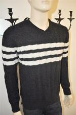 NEW $225 VINCE. Brand Cable Knit High Quality Wool Premium Sweater for Men NWT