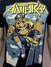ANTHRAX mens RARE ROCK BAND T-SHIRT new free shipping size sm med lg xl 2x