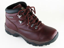 Mens Northwest Cherry Waterproof Hiking Walking Leather Boots Shoes Size 6-12