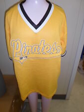 PIttsburgh Pirates MLB Baseball Womens Ladies Don Alleson Sizes S,L,XL