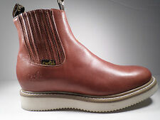 Cactus Work Boots 7611 Shedron Real Leather Upper New In Box Men's Size's