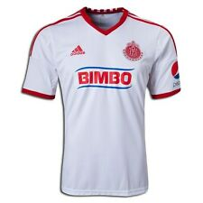 ADIDAS CHIVAS DE GUADALAJARA AWAY YOUTH JERSEY 2013 BOYS MEXICO.