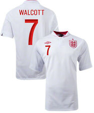 Authentic England Junior Home Shirt 2012- 2013, Walcott 7, Age: 11-12 Years