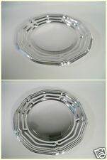 One Plastic Silver Colored Serving Platter Party Get Together Gatherings