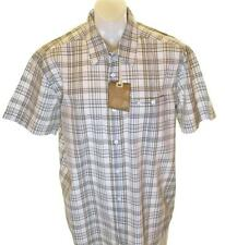 Bnwt Mens Authentic Wrangler Short Sleeve Shirt New RRP£59.99 Casual Fit White