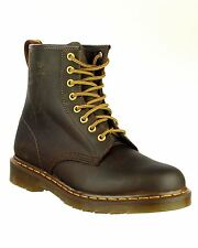 UK3-UK12 Dr Martens 1460z Classic Airwair 8 Eyelet Mens Boots Aztec Crazy Horse