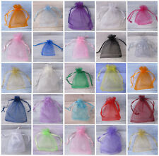 Best quality wedding Xmas organza gift Jewellry bags pouch pouches Free UK Post