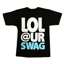 Men's Funny T-Shirt  LOL@ ur Swag  New All Sizes Free shipping in USA