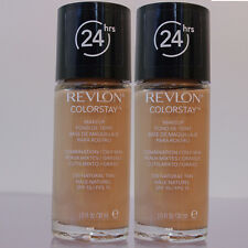 DOPPELPACK Revlon ColorStay Make Up combi/oily Skin 30ml FARBAUSWAHL