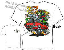 Ratfink T Shirts Corvette Apparel Big Daddy Clothing Ed Roth T Shirts 53 54 55