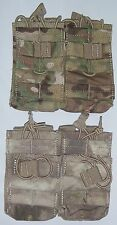 Condor MA43 5.56mm Double STACKER Mag Pouch Magazine MOLLE ATACS MULTICAM 223