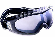 Goggles for Motocross Motorcycle Dirt Bike, Fog Reduction & Peripheral Vision
