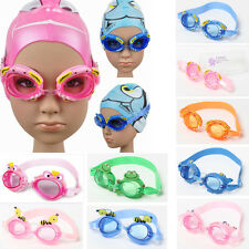 Kids Childs Childrens Girls boy Swimming Goggles Easy Comfort Fit Upto Age 12Yrs
