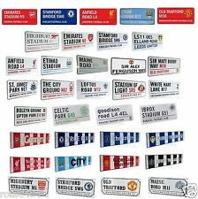 ��☃���� Football STREET SIGN Official Christmas Xmas Birthday Gift ����☃��