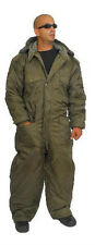 "IDF Israel Olive Green  Cold Weather ""Hermonit"" Winter Gear Coverall water proof"