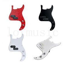 Loaded Prewired Pickguard w/Pickup For Fender P Precision Bass Replacement Parts