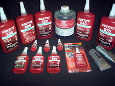 (Small less than   50ml) LOCTITE Retaining Compound Type Size Strength Green ALL