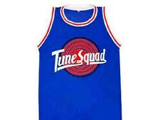 MICHAEL JORDAN TUNE SQUAD SPACE JAM MOVIE JERSEY BLUE NEW -    ANY SIZE XS - 5XL