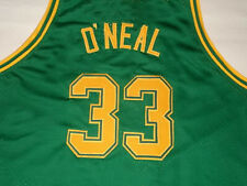 SHAQUILLE O'NEAL COLE HIGH SCHOOL Green JERSEY SHAQ -   ANY SIZE XS - 5XL