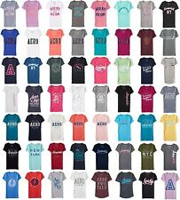 Aeropostale LOT OF 5 Mixed U-Pick Size XS,S,M,L,XL,2XL   Aero Logo T shirts tee