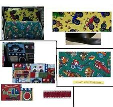 Monster, Construction or Emergency Truck Baby Wipes Travel Case Boutique Huggies