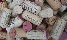 75 used all-natural wine corks, 100% real cork from red & white wines FREE ship