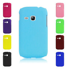 10 Colors Hard Back Case Cover Skin for Samsung Galaxy Young S6310 / Duos S6312