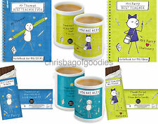 PERSONALISED BEST TEACHER Ever Thank You Gifts Present for End of Term Christmas