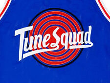 CUSTOM NAME # TUNE SQUAD SPACE JAM JERSEY BLUE ANY SIZE CUSTOM NAME, #, XS - 5XL