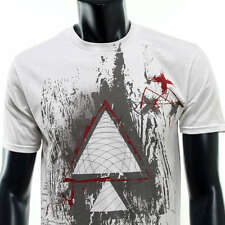 ART NEW SCHOOL HIPSTER EXPRESS MMA UFC URBAN illuminati T-SHIRT MEN NEW WHITE