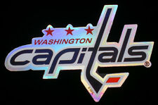 Washington Capitals Decal Sticker NHL Hockey  Officially Licensed