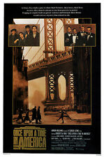 ONCE UPON A TIME IN AMERICA (ROBERT DE NERO AND JOE PESCI) FILM POSTER PRINT 01