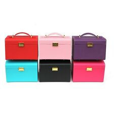 Romantic Western Cosmetic Boxes Jewelry Case Organizers Box Jewels Storage Gifts