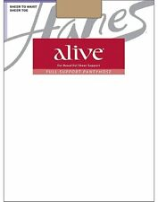Hanes Alive Regular, All Sheer Pantyhose  3-Pack style 811P