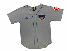 Chicago Cubs Youth Jersey Adidas Kids MLB Officially Licensed Light Blue