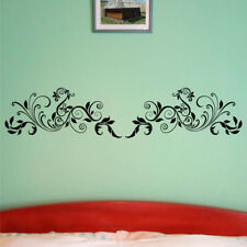 SWIRLY wall sticker decorative transfers butterfly stickers tree art decal vinyl