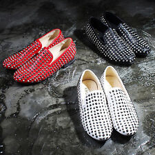 ByTheR Stud Shoes Gothic Emo Rock Chic Punk Korean Fashion P0000VKP CA