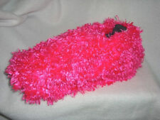 Fuzzy Bowling Shoe Covers. On Size Fits Most. Choice of Colors NEW!
