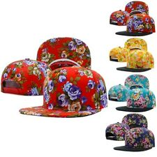 New Quality Flat Bill Floral Surf Skate Snapback Cap - Trusted Aussie Seller