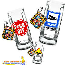 HARDCORE BEER MUGS - RUDE EROTIC FUNNY - PERFECT GIFT FOR ANY OCCASION