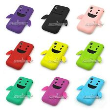 Angel Gel soft Rubber Silicone Case Cover Skin for Samsung Galaxy S , i9000