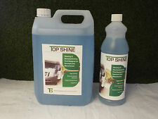 Polytex Pro Concentrate, PVC cleaner , consevatory , doors , window , caravan