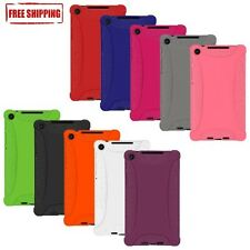 AMZER SILICONE SOFT SKIN CASE COVER FOR ASUS GOOGLE NEW NEXUS 7 FHD 2013 2nd GEN
