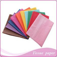 Sheets of Tissue Paper in a pack of Assorted Colours - 500 x 750 mm