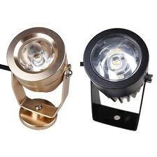 Waterproof 3W Outdoor LED Flood Spot Light Lamp 12V/85-265V White/Warm white/RGB