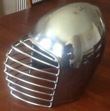 Superior Bar Grill Bascinet Helm for SCA Heavy List & Field Combat Knight Helmet