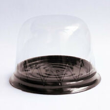 New Clear Cupcake Pod Single Cheese Mousse Container/Box/Package Case C112