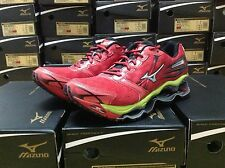 New Men's Mizuno Wave Prophecy 2 Running Shoes Red 8KN-31601 US7-10.5
