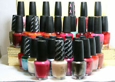 OPI NAILS POLISH -MULTIPLE NEW POLISH PICK YOUR OWN , BEAUTIFULL COLOR
